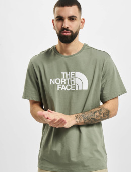The North Face T-Shirty Face Easy  zielony