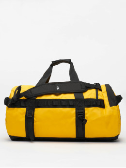The North Face tas Base Camp Duffel geel