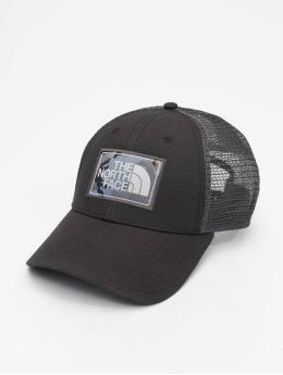 The North Face trucker cap Face Mudder zwart