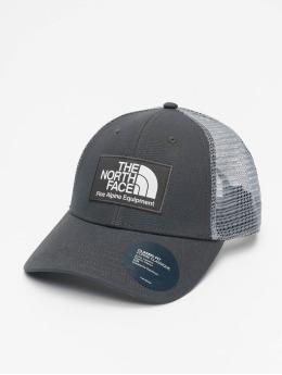 The North Face Truckerkeps Mudder grå
