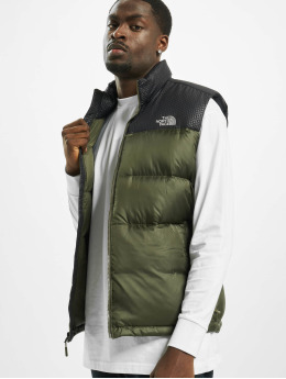 The North Face Veste sans manche Nevero Down vert
