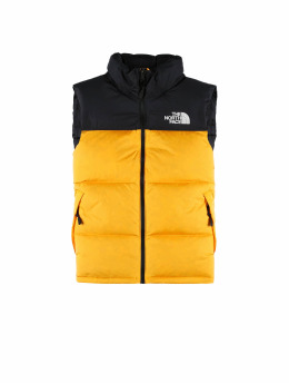 The North Face Weste 1996 Retro Nuptse orange