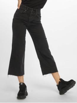 The Ragged Priest High Waisted Jeans Grip Cropped Skater черный