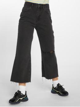 The Ragged Priest High Waisted Jeans Graze Butt Cut grey