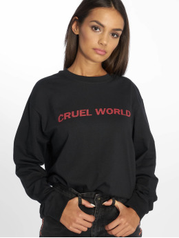 The Ragged Priest Frauen Longsleeve Issues in schwarz
