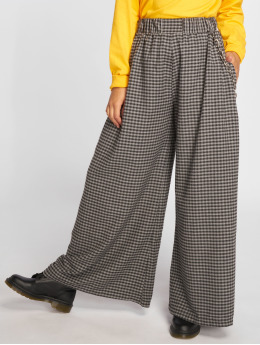 The Ragged Priest | Distance Super Wide gris Femme Pantalon chino