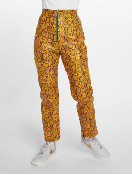 The Ragged Priest Pantalon chino Cobra jaune