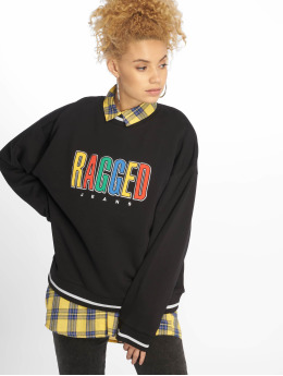 The Ragged Priest Sweat & Pull Letter noir