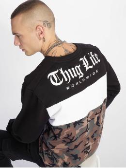 Thug Life Пуловер Lion камуфляж