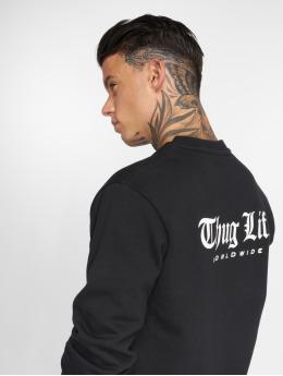 Thug Life Пуловер Digital черный