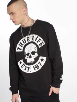 Thug Life Пуловер Kuza черный