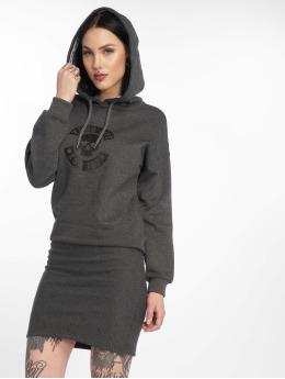 Thug Life Dress Beyon  grey