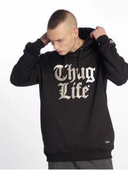 Thug Life Felpa con cappuccio Ssiv nero