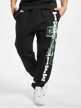 Thug Life Pantalón deportivo Under Pressure negro