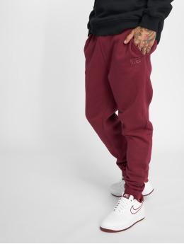 Thug Life Pantalón deportivo Avantgarde rojo