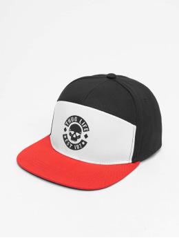 Thug Life snapback cap Beast zwart