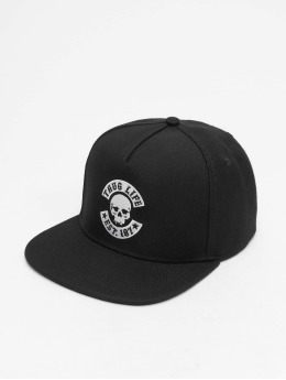 Thug Life snapback cap B.Golden zwart