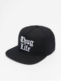 Thug Life Snapback Caps Nico čern