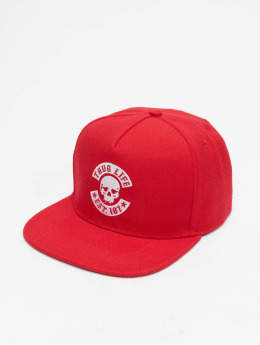 Thug Life Snapback Caps B.Golden czerwony