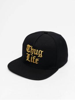 Thug Life Snapback Caps Nico musta