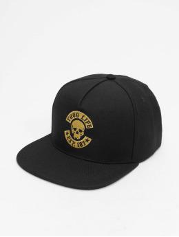 Thug Life Snapback Caps B.Golden musta