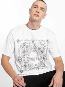 Thug Life T-paidat Prinz valkoinen