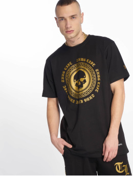Thug Life Olli T-Shirt Black/Golden