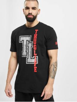 Thug Life T-Shirt Under Pressure schwarz