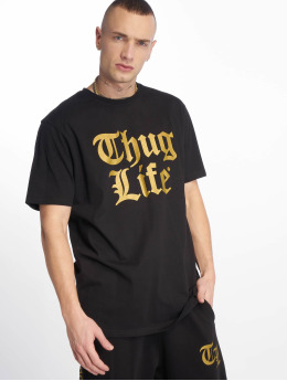 Thug Life T-Shirty Absolute czarny