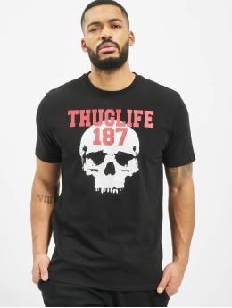 Thug Life T-Shirty Stay True czarny