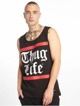 Thug Life Tank Tops Cros schwarz
