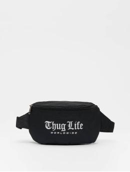 Thug Life Tasche Fanny schwarz