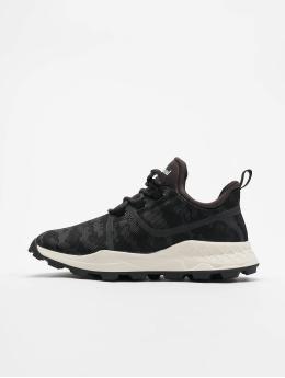 Timberland Čižmy/Boots Brooklyn Fabric Oxford èierna