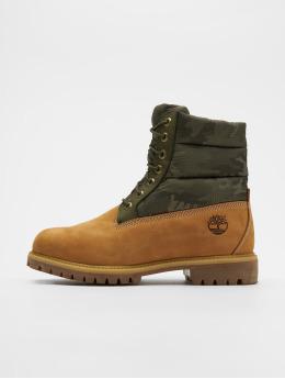 Timberland Ботинки 6IN Premium бежевый
