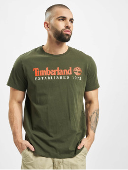 Timberland Футболка Core Established зеленый