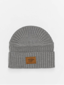 Timberland Beanie Gulf Beach Ribbed gris