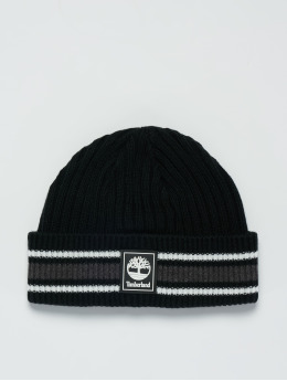 Timberland Beanie SLS Short Watch svart
