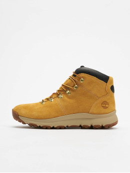 Timberland Boots World Hiker beige