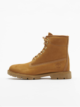 Timberland Boots 6 In Basic Non-contrast Collar WP beige