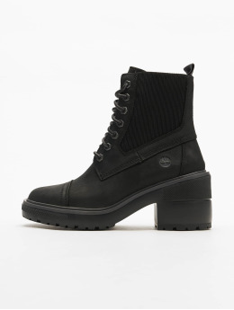 Timberland Boots Silvern Blossom black