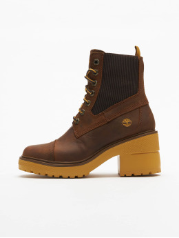 Timberland Silvern Blossom Mid Boots Buckthorn Brown
