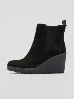 Timberland Boots Paris Height Chelsea schwarz