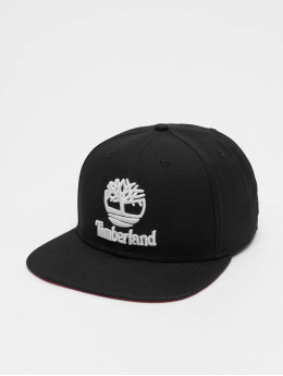 Timberland Casquette Snapback & Strapback Flat Brim noir