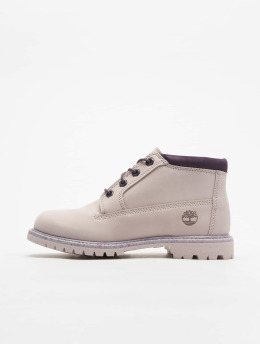 Timberland Chaussures montantes Nellie Chukka Double WP pourpre