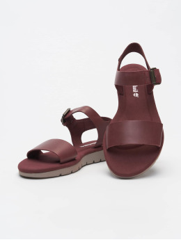 Timberland Claquettes & Sandales Lottie Lou 1Band rouge
