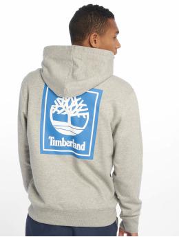 Timberland Felpa con cappuccio YCC Stack Logo grigio