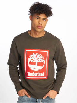 Timberland Gensre YCC Stack Logo grå