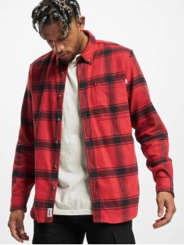 Timberland Koszule Heavy Flannel  czerwony