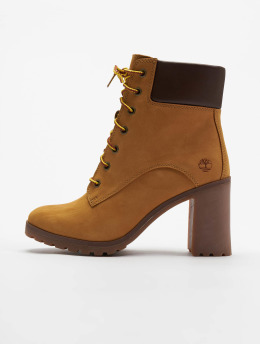 Timberland Kozaki Allington 6in Lace Up bezowy