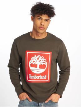 Timberland Maglia YCC Stack Logo grigio